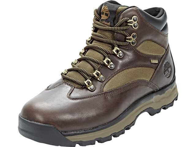 215f59d6786 Timberland Chocorua Trail 2 GTX Mid Shoes Men dark brown/green